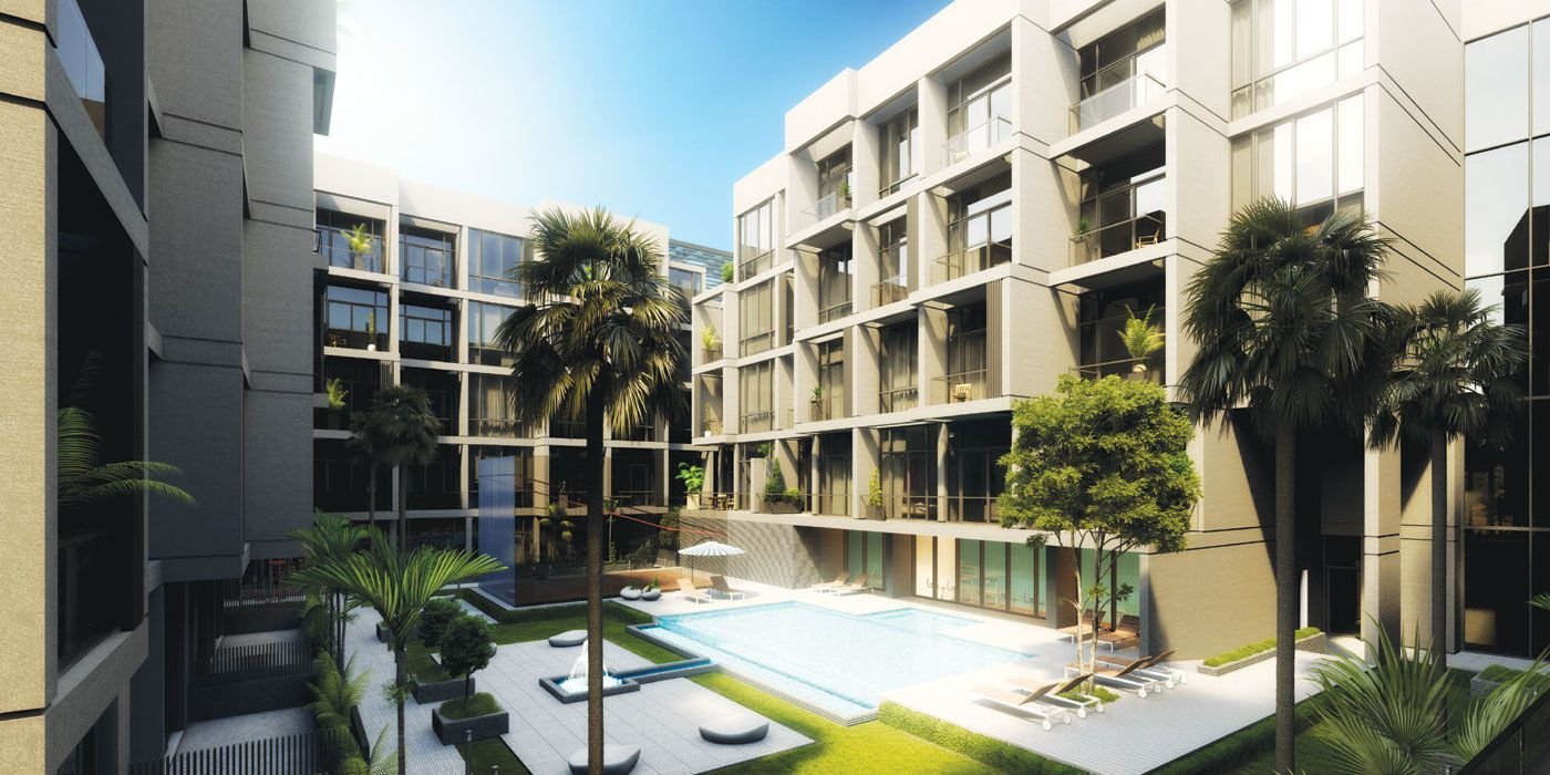 Signature Livings by Green Group in Jumeirah Village